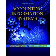 Test Bank for Accounting Information Systems, 13E Marshall B. Romney