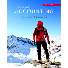 Test Bank Advanced Accounting, 12E Floyd A. Beams