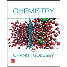Test Bank for Chemistry, 12th Edition Raymond Chang