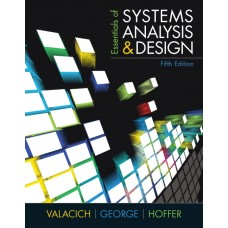 Test Bank for Essentials of Systems Analysis and Design, 5E Joseph Valacich