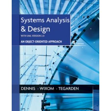 Test Bank for Systems Analysis and Design with UML, 4th Edition Alan Dennis