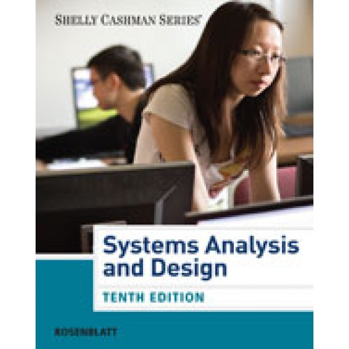Test Bank For Systems Analysis And Design 10th Edition Harry J Rosenblatt