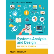Test Bank for Systems Analysis and Design, 11th Edition Scott Tilley