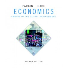 Test Bank Economics Canada in the Global Environment, 8E Michael Parkin