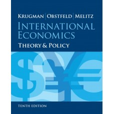 Test Bank for International Economics Theory and Policy, 10E Paul R. Krugman