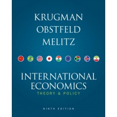 Test Bank for International Economics, 9E Paul R. Krugman