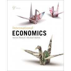 Test Bank for International Economics, 9E Steven Husted