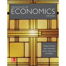 Test Bank for Principles of Economics, 6e Robert H. Frank
