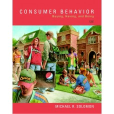 Test Bank for Consumer Behavior Buying, Having, and Being, 12E by Michael R. Solomon