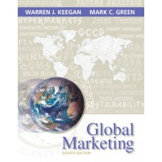 Test Bank for Global Marketing, 8th Edition by Warren J. Keegan
