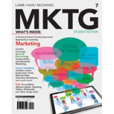 Test Bank for MKTG 7, 7th Edition Charles W. Lamb
