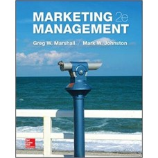 Test Bank for Marketing Management, 2e Greg W. Marshall