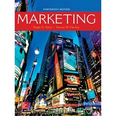 Test Bank for Marketing, 13e Roger A. Kerin