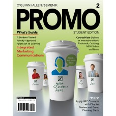 Test Bank for PROMO2, 2nd Edition by Thomas O'Guinn