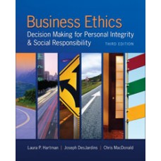 Test Bank for Business Ethics Decision Making for Personal Integrity Social Responsibility, 3e Laura P. Hartman
