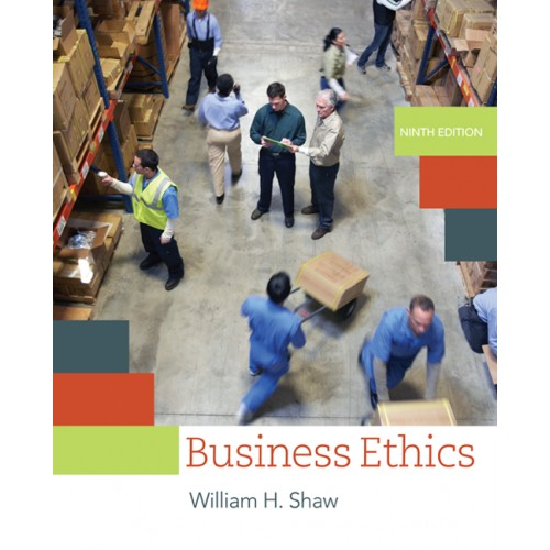 business ethics william shaw 9th edition pdf