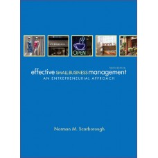 Test Bank for Effective Small Business Management, 10E Norman M. Scarborough