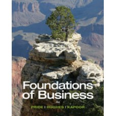 Test Bank for Foundations of Business, 4th Edition William M. Pride