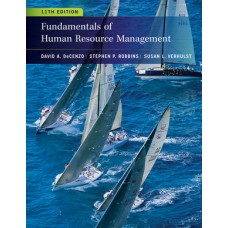 Test Bank for Fundamentals of Human Resource Management, 11th Edition David A. DeCenzo