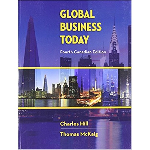 international business 8th edition by charles w l hill test bank Download or read online ebook 8th edition global business today in pdf global business today 7th edition by charles wl hill 9th edition test bank.