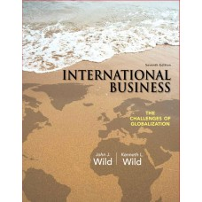 Test Bank for International Business The Challenges of Globalization, 7E John J. Wild