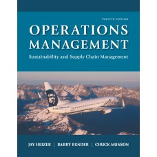 Test Bank for Operations Management Sustainability and Supply Chain Management, 12th Edition Jay Heizer