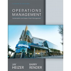 Test Bank for Operations Management, 11E Jay Heizer