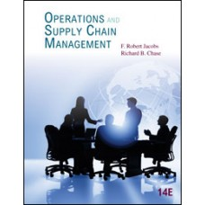 Test Bank for Operations and Supply Chain Management, 14/e by F. Robert Jacobs