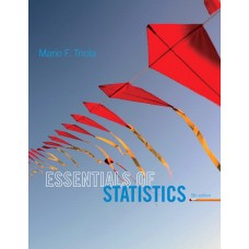 Test Bank Essentials of Statistics, 5th Edition Mario F. Triola