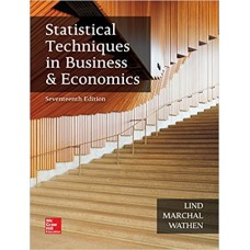 Test Bank for Statistical Techniques in Business and Economics, 17th Edition Douglas Lind